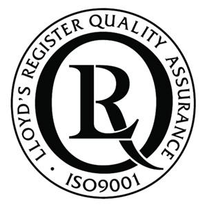 Lloyd's Register Quality Assurrance ISO9001