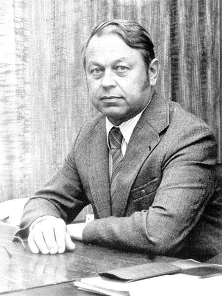 Vilho Lankinen, the founder of Vilakone