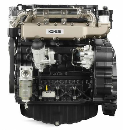 Wille 665 stage 4 engine