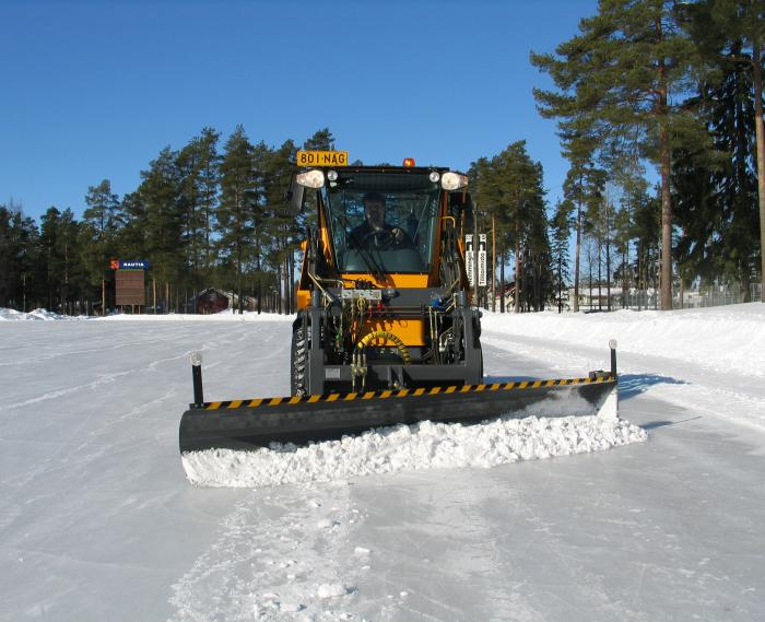 Wille Optim Ice Plow