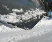 Wille Optim Ice Plow blade